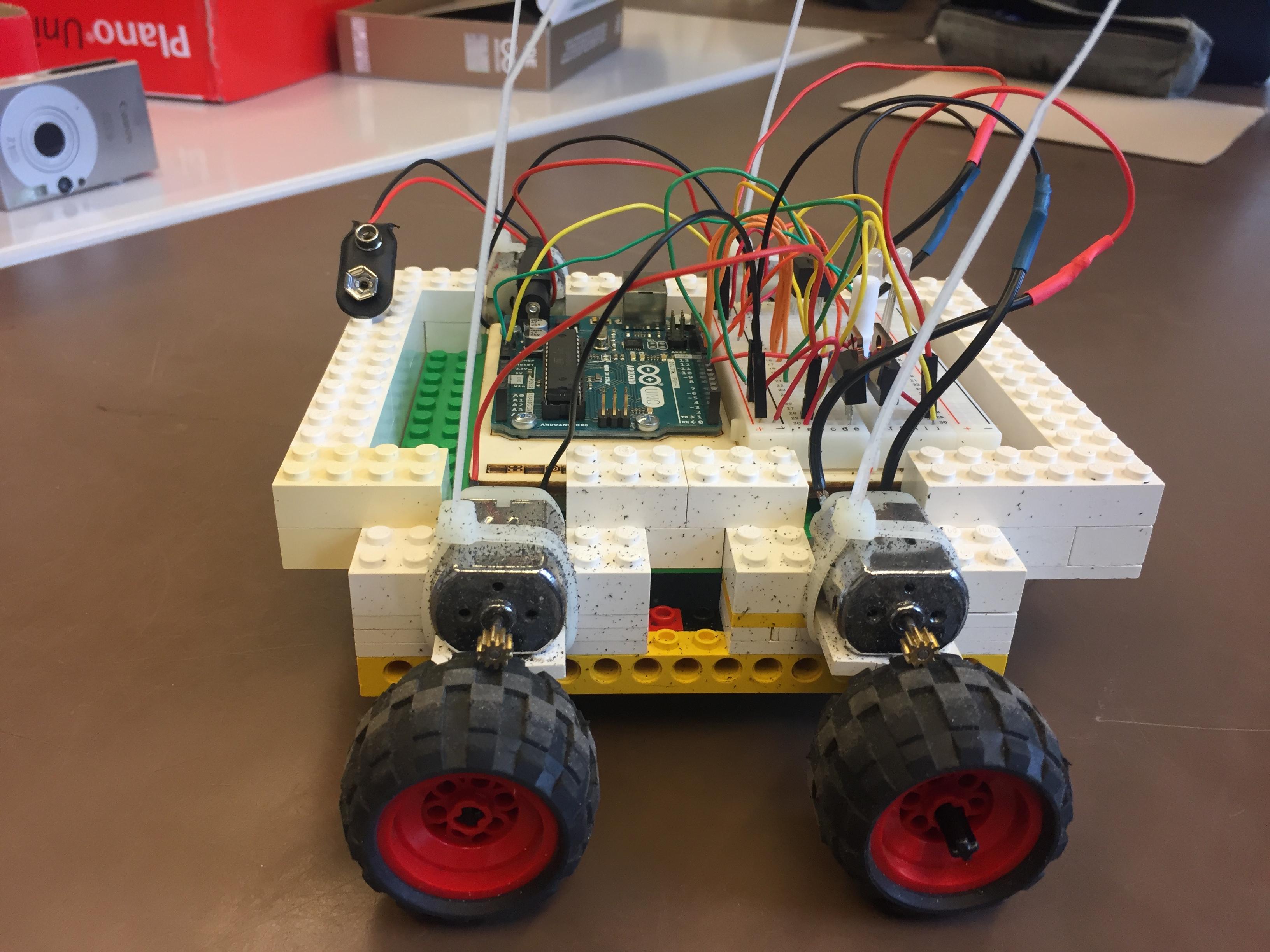 Arduino projekt quot carduino werner von siemens gymnasium