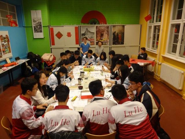 Chinaaustausch 2016