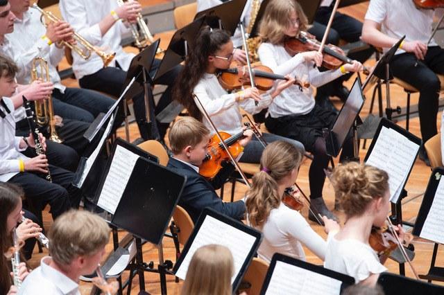 Schulorchestertreffen 2019