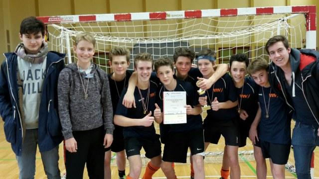 Hockey Schulmannschaft Jungen 2016