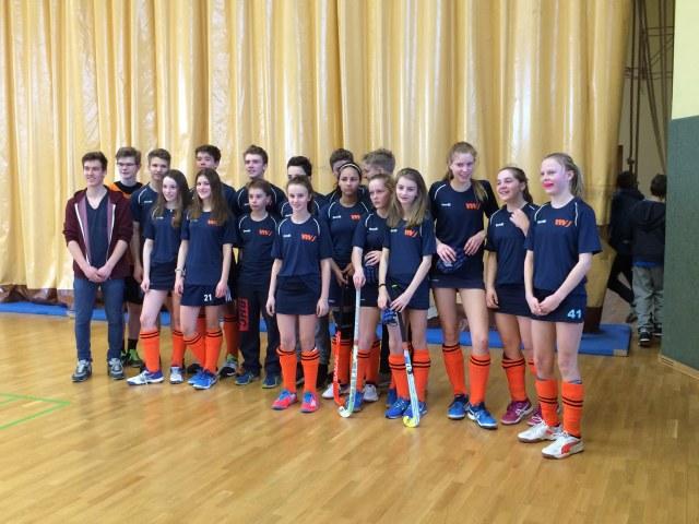 Hockey Schulmannschaft