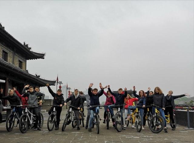 Die alte Kaiserstadt Xi'an