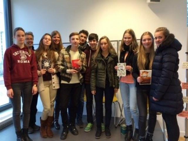 Prix des Lycéens 2015