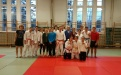 Judokurs in der Tewshalle